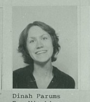 Dinah Parums, Part II Pathology student, University of Cambridge, Department of Pathology, 1979/80