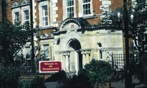 Dr Dinah Parums, Senior Lecturer, RPMS, Hammersmith Hospital, 1996
